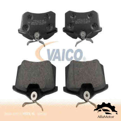 V10-8168 VAICO колодки дисковые з.\ VW Golf III 2.0-2.9/1.9TDi 96-99/IV 1.6 00>