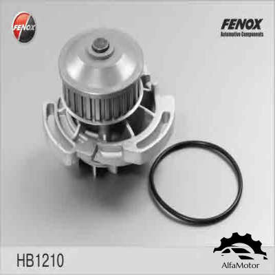 HB1210 FENOX помпа!\ Audi 80, VW Golf/Passat/Jetta 1.0-1.3 74-91