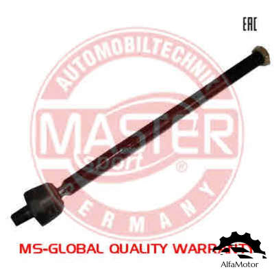 25329-PCS-MS MASTER-SPORT тяга рулевая! с г/у\ Audi A3, VW Golf V all 03>