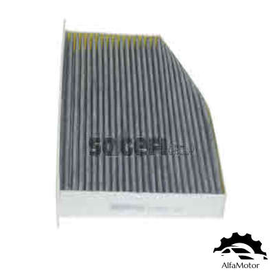 PCK8348 COOPERSFIAAM FILTERS фильтр салона! угольный\ Audi A3, Seat Altea, Skoda Octavia,VW Caddy/Golf 1.9TDi/2.0TDi 03>