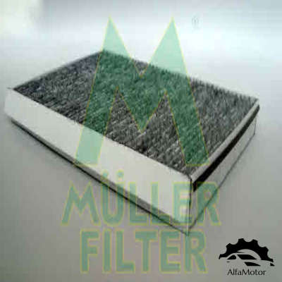 FK264 MULLER FILTER Фильтр салона MB SPRINTER/VW CRAFTER 06-