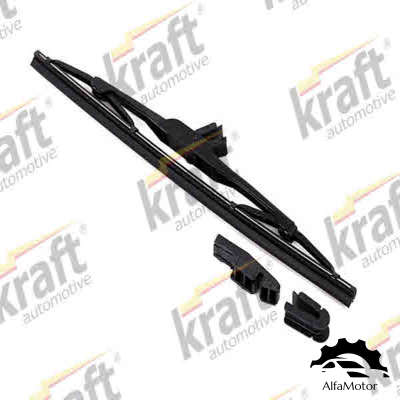 "K28 KRAFT AUTOMOTIVE щетка 280/11"" VW Polo, Nissan Sunny/Patrol, Ford C-Max (задн) 80>"