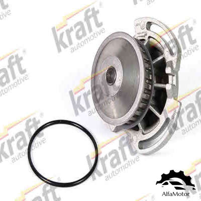 1500010 KRAFT AUTOMOTIVE помпа!\ Audi 80, VW Golf/Passat/Jetta 1.0-1.3 74-91