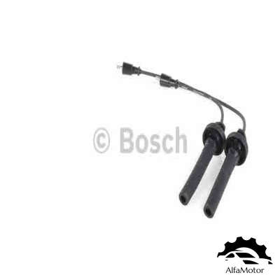 0 986 357 273 BOSCH к-кт проводов!\ Mitsubishi Lancer/Colt/Space Star 1.3/1.6 98>