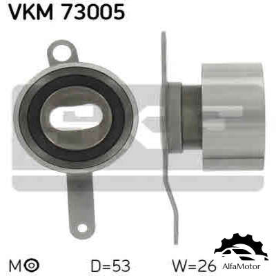 VKM 73005 SKF ролик ГРМ Honda Civic/HR-V 1.4-1.6 &Vtec 92>